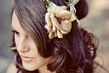 Hair/makeup / by Melissa Pennington