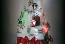 Christmas Cakes / Christmas cakes and other confectionery