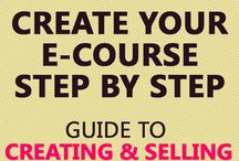 Create an E-Course
