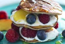 Pancake Day / Sweet, savoury and extremely tasty pancake recipes.