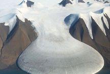 Nature - Glaciers, nature en voie de disparition