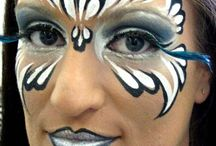 Face paintings / Face Painting Inspiration / by Bianca Lopez