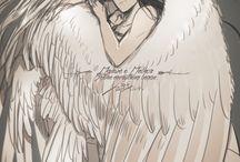 Manwë & Melkor - Silmarillion