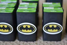 Batman - synttärit