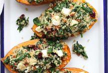 healthy food //