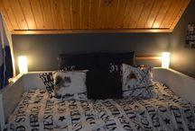 my room! / my own bedroom