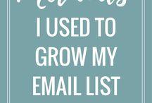 Blogging   Mailing List