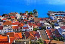 Greek places