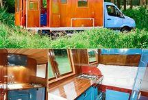 Caravan CamperVans RVs Mobile +