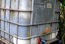Arrosage automatique citerne 100 litre