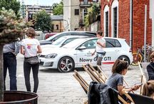 VW Bursiak Team / Stoisko sponsora festiwalu #VWBursiakTeam w #OFFPiotrkowska