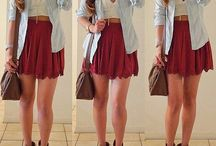 Outfits & Heels ♥