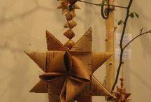 Christmas decorations / Joulukoristeet