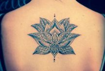 MANDALAS TATTOOS