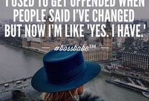# B O S S B A B E / Inspiration, Business,