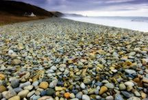 Welsh Beaches / Whether you want to run, surf, swim, rock pool, play in the sand or just relax; Wales has plenty of beaches for everyone to enjoy!
