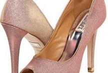 Multi-Colored Bridal/Evening Shoes / Bridal and Evening shoes in multi-color
