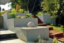 architektura w ogrodzie