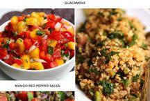 Vegan Side Dishes / Vegan Side Dishes
