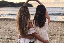 cuore amiche