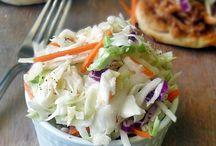 Fresh salads / Cool & yummy
