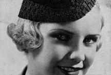 Vintage berets
