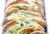 Recipes Bread, Salt Cake/ Receptek Sós Tészták
