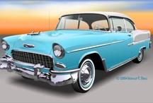 Cars: Chevy.  Chevrolet / Camero. Chevelle. Impala. Nova.  / by Cindy Z.