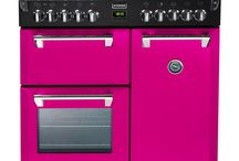 Pink Range Cookers