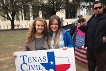 March for Humane Immigration Reform / by Texas Civil Rights Project