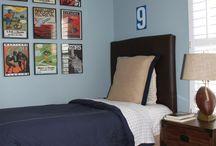 Boys' rooms