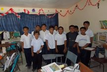 Elementary Juan de la Barrera / Juan de La Barrera is a small  Mayan Elementary public school of 109 students from 1st-6th grade.  The 6th grade students are eager to share their new English vocabulary skills. Little Reader is fun and students are interacting with the program and improving their English pronunciation.  Little Reader picture audio effectively gives English language learners an opportunity to practice and vocalize the word and understand the full meaning.