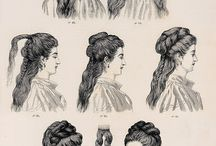 1880s hairstyles