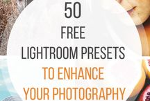 Photoshop Lightroom Presets