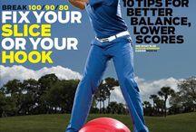 Golf Fitness / by Jessica Reynolds