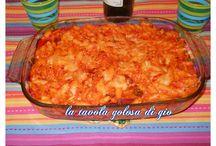 Pasta A Forno