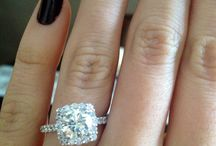 Wedding Rings <3 / by Paige Bratcher