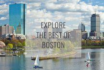 HOT Massachusetts / Everything that makes Massachusetts a hot travel destination