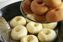 пончики и чуррос