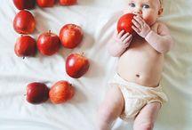 bebek ay fotolari