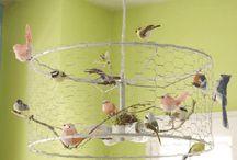 Spring decorations & DIY crafts ideas