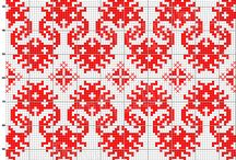 Trad cross stitch