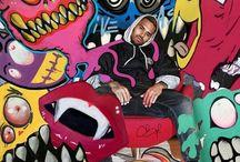 Graffitti CB