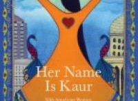 Books for Kaurs / Books on and by Kaurs #Kaur #Books #Sikh #Literature