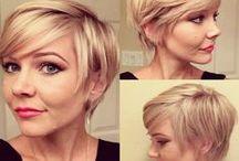 coupes courtes / coupes cheveux courts