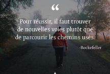Quotes en français