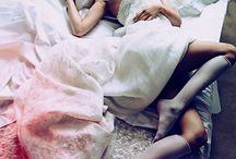 Bedroom Fashion Photography