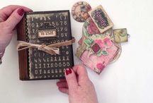 Special ''Books/Journal'' handmade