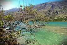 Λίμνη Κουρνά, Ρέθυμνο - Κρήτη / Lake Kournas, Rethymnon - Crete
