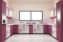 Fantasy Kitchens / Fantasy kitchens today are considered the best in the industry as we provide optimum space management, comfort and convenience. We at Fantasy kitchens offer you a more organized kitchen area to match your quick and easy life style with our novel, stylish and pragmatic designer kitchens.